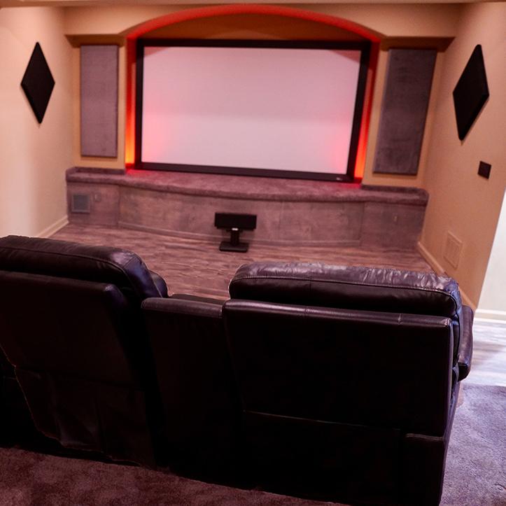 theaterchairs - DIGITAL REVOLUTION